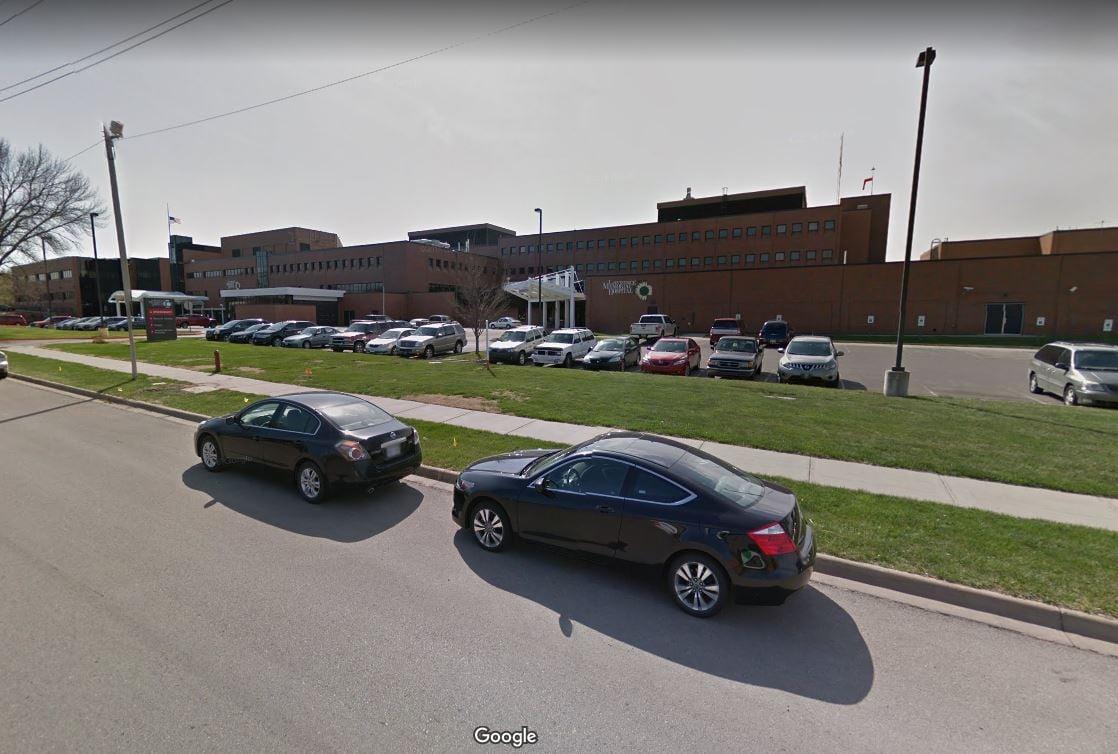 Lawrence Memorial Hospital. (Google Maps)