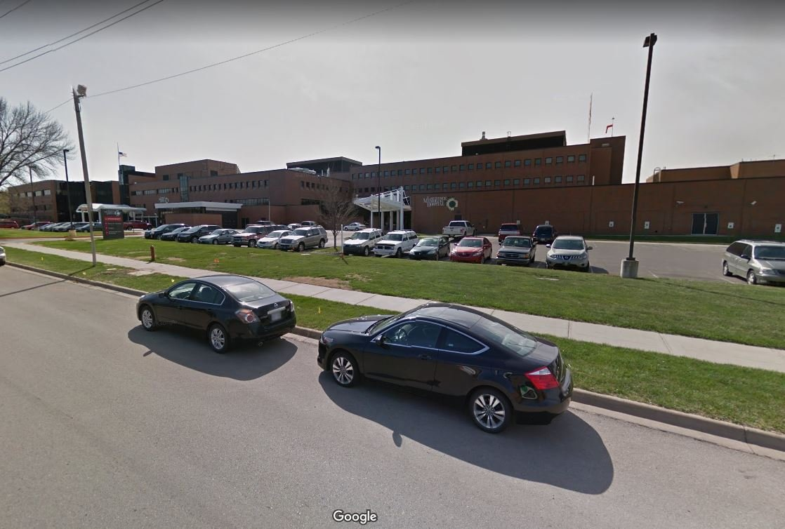 Lawrence Memorial Hospital. (Google Maps)