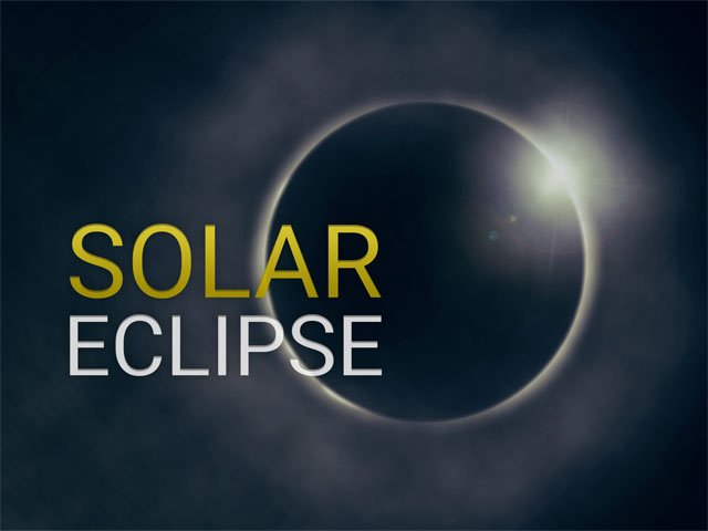 Emergency responders are urging drivers to not stop on roads or pull off on shoulders to view the eclipse. (AP)