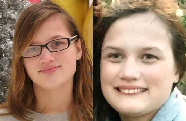 Savannah Leckie, who was raised by her adoptive mother in Minnesota, was reported missing in late July by her biological mother from their home in Longrun, where the woman's then-boyfriend also lived. (www.missingkids.com)