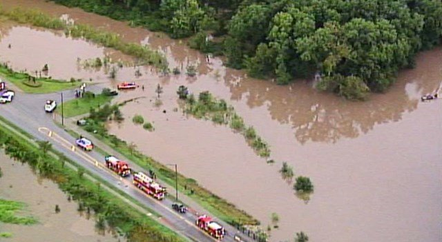 Johnson County Board of County Commissioners Chairman Ed Eilert has signed a declaration of a state of local disaster emergency for Johnson County following severe storms and flooding. (KCTV5)