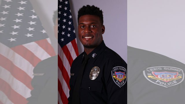 Officer Thomas Orr died on Sunday night after he was shot at Californio's on Pennsylvania Avenue. (Lee's Summit Police Department)