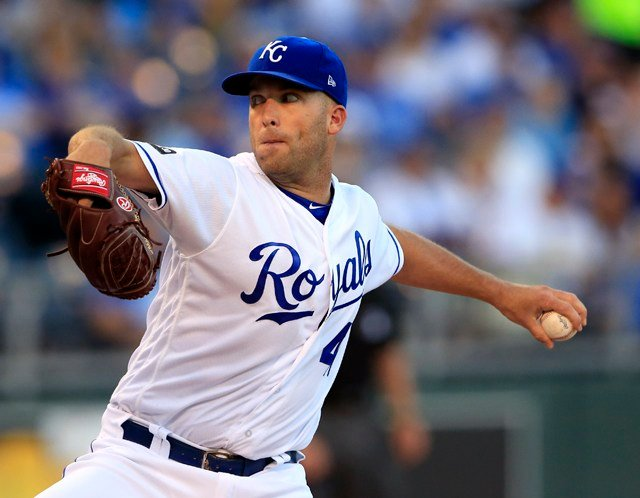 Duffy (8-8), who was 0-2 with a 6.35 ERA in his first three starts in August, was removed after six innings and 88 pitches. (AP)