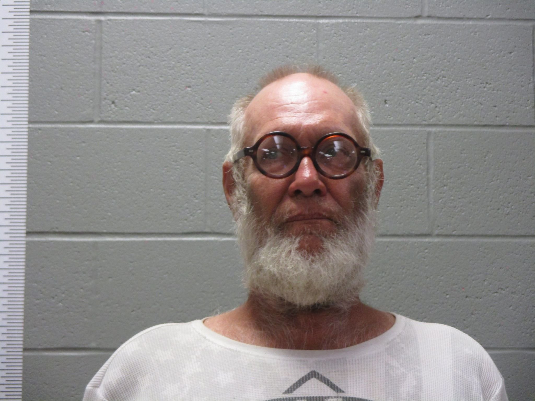 Guy Gregory has been charged with second-degree assault. (Bates County Jail)