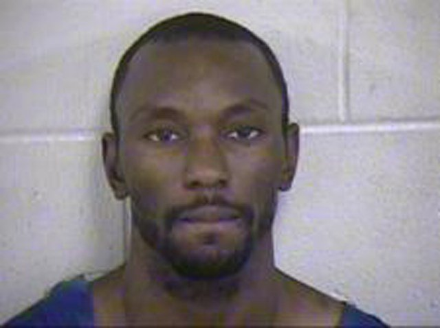 One of Dontae D. Jefferson's mugshots. (Jackson County Detention Center)