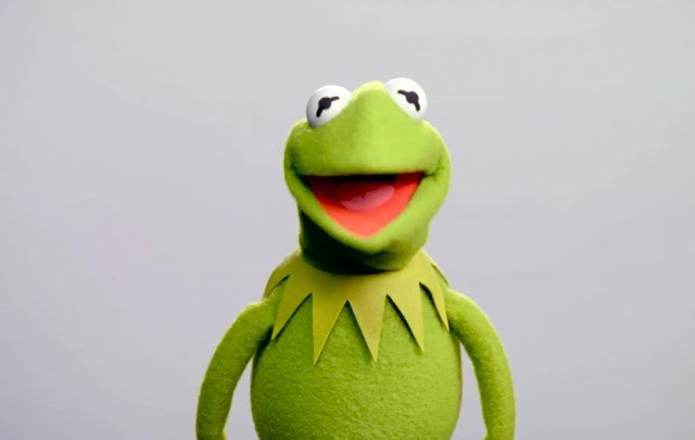 Vogel is only the third person to do Kermit's voice. The first was Kermit creator Jim Henson himself. (KCTV5)
