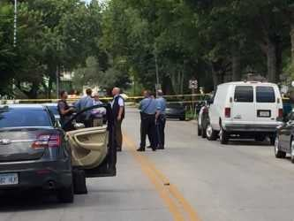 Policewere called about 1:30 p.m. Wednesday to the 1400 block of North 75th Drive. (KCTV5)