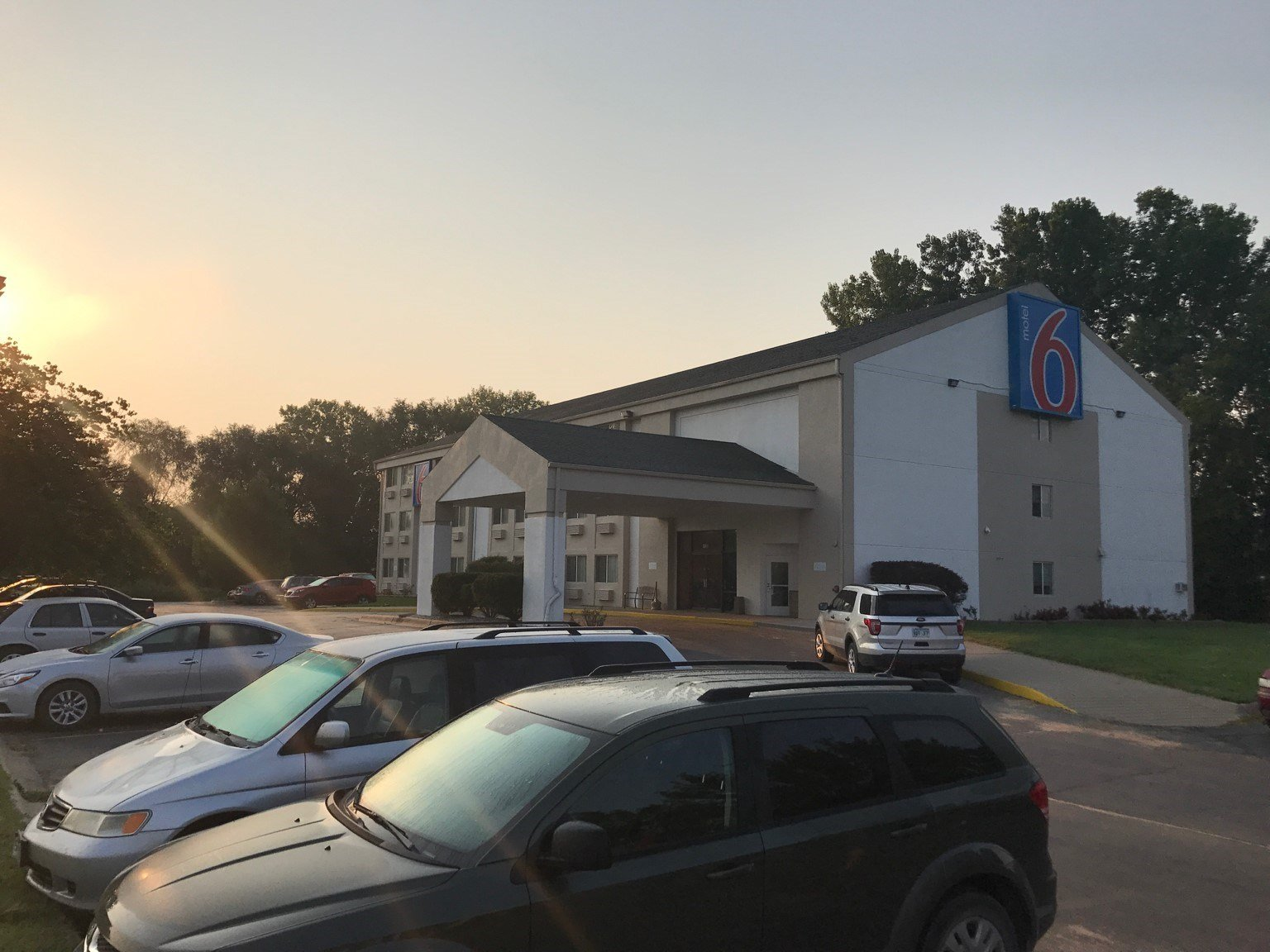One killed, two injured in shooting inside Motel 6 in Lawrence, Kan