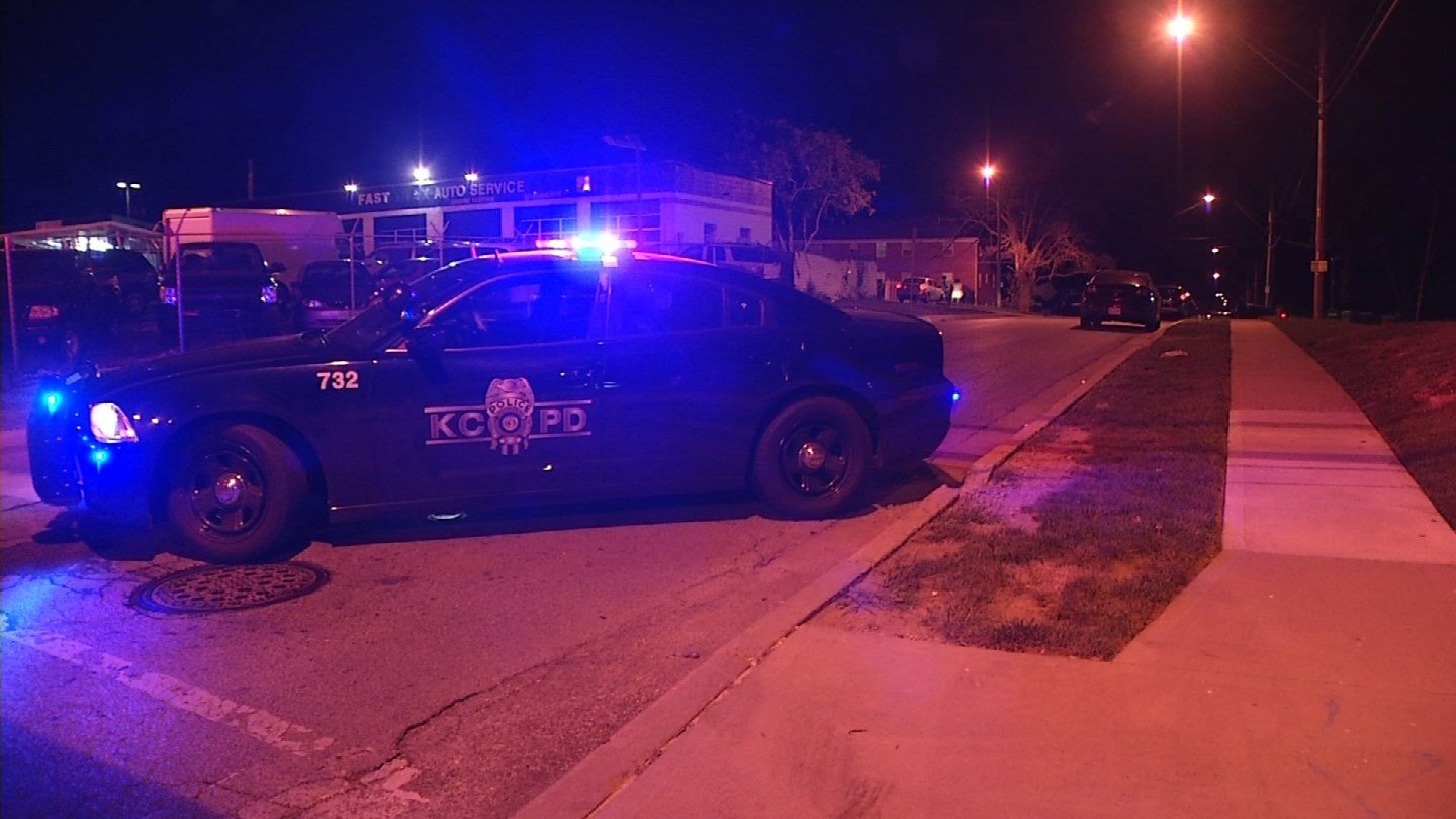 Officers were called shortly before 9 p.m. near East 89th Street and Virginia Avenue on a shooting. (KCTV5)