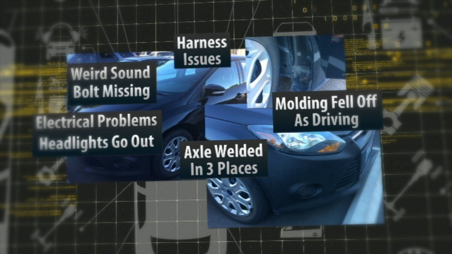 Issues with pre-owned vehicles are one of the top complaints KCTV5 gets into our tip line. People discover big problems with their used cars days or weeks or months after they buy it. (KCTV5)