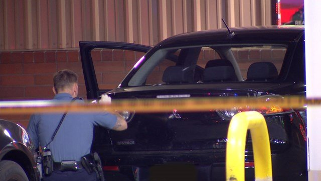 The man was hurt but is expected to okay. (KCTV5)