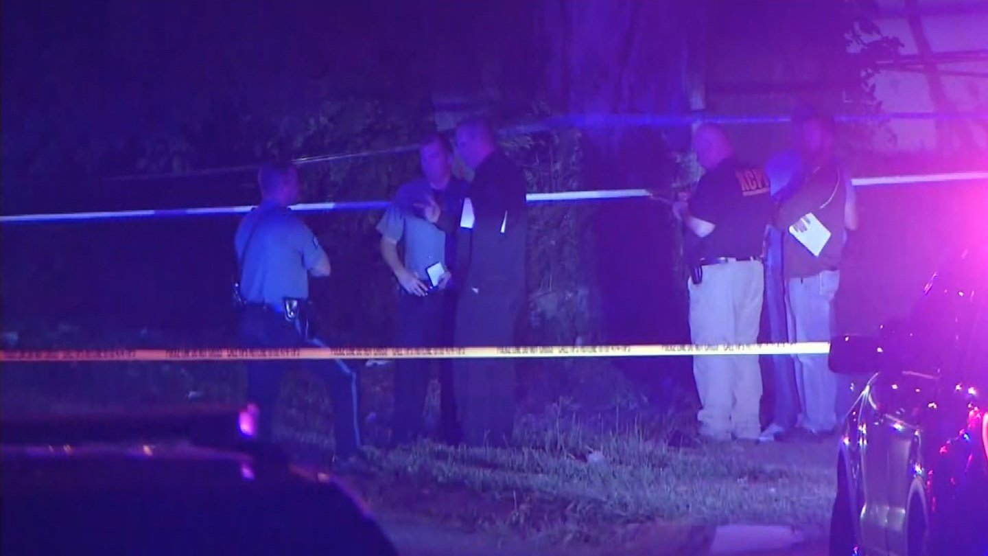 Police are investigating a double shooting at East 38th Street and SouthBenton Avenue.(KCTV5)