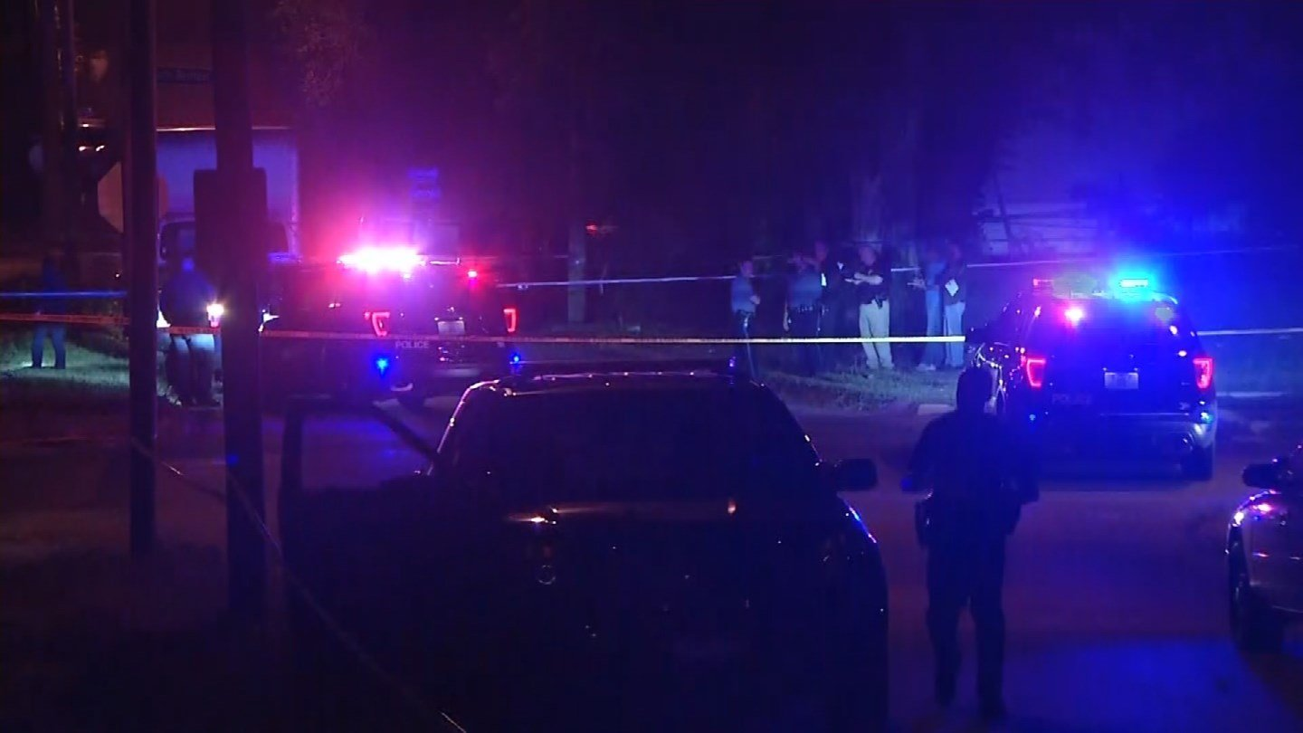 Authorities say three people have been killed in separate shootings over 24 hours inKansasCity. (KCTV5)