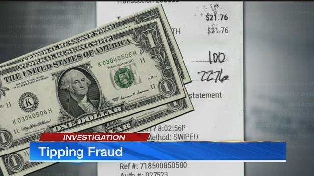 Every time you leave your receipt behind at a restaurant or don't double check the charge, it could be costing you. Odds are, you might not catch it. (KCTV5)