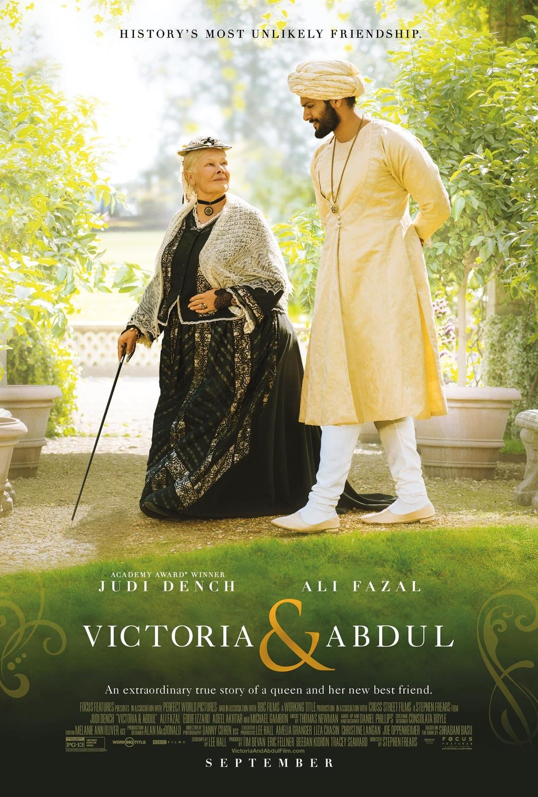 KCTV5 is giving away movie passes to see an advanced screening of Victoria & Abdul. (Allied Integrated Marketing)