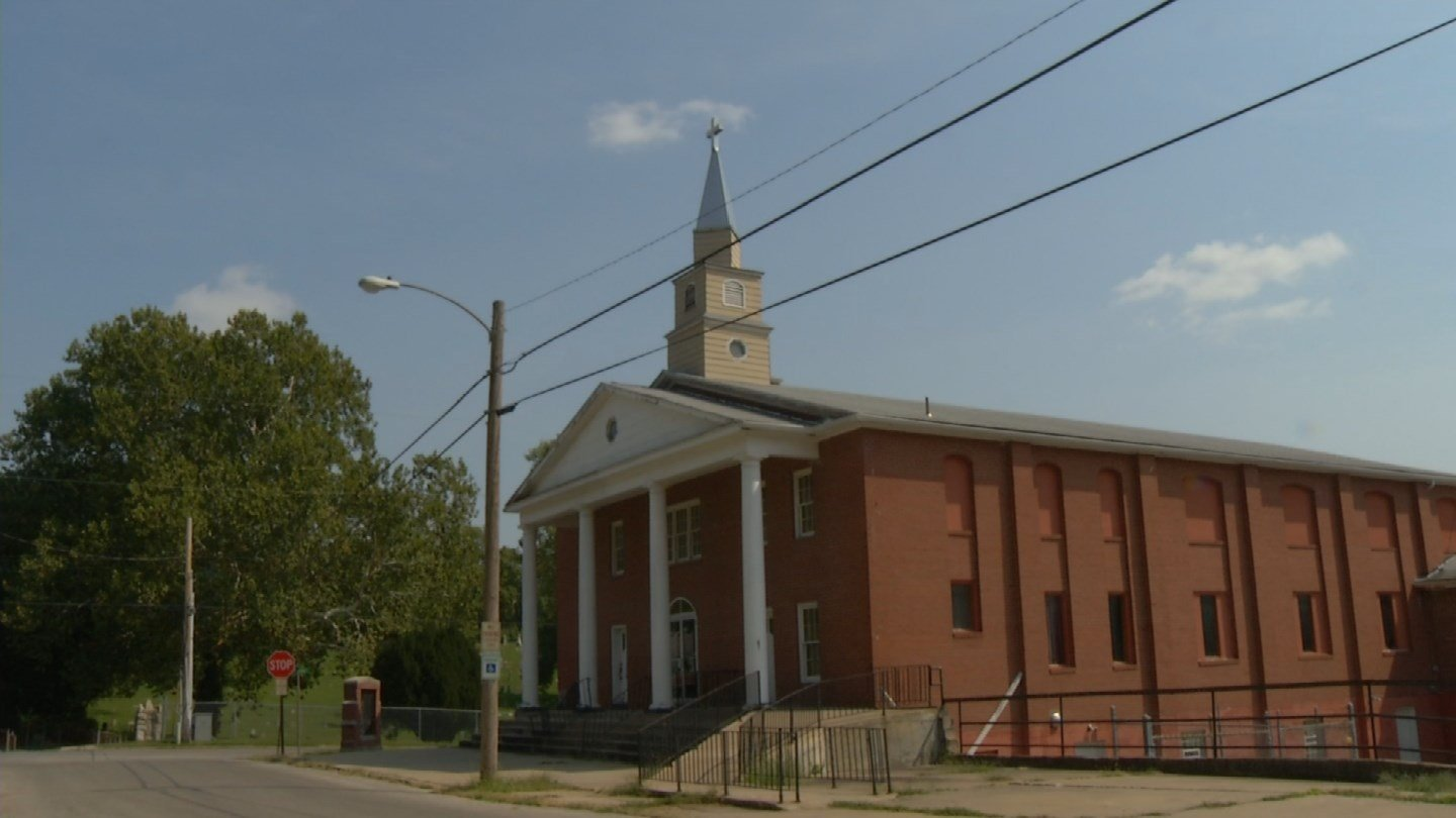 Kansas City summers can be brutal, and one local church is dealing with the heat with no air conditioning all because one very persistent criminal. (KCTV5)
