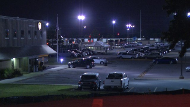 Lenexa police say at least 30 cars were broken into and several items were stolen between 11:30 p.m. Thursday and 2:30 a.m. Friday. (KCTV5)