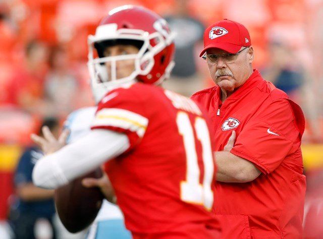 Kansas City, fresh off a convincing win on the road at New England, must figure out how to protect Alex Smith and open up running lanes outside for rookie running back Kareem Hunt. (KCTV5)