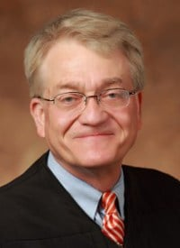 St. Louis Circuit Judge Timothy Wilson, who must retire when he turns 70 in December, has ruled both for and against police during his 28 years on the bench. (YourMissouriJudges.org)