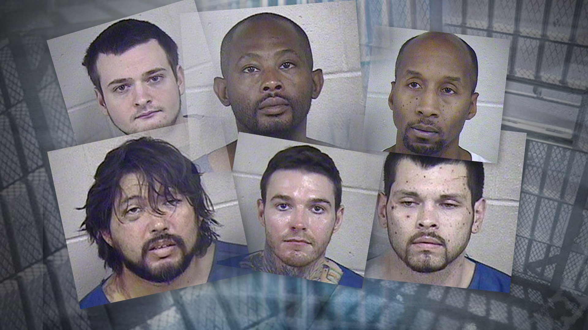 The handwritten lawsuit says life inside the Jackson County Jail is pretty gross. The six men who filed the lawsuit say sheets haven't been washed in more than six months. (KCTV5)