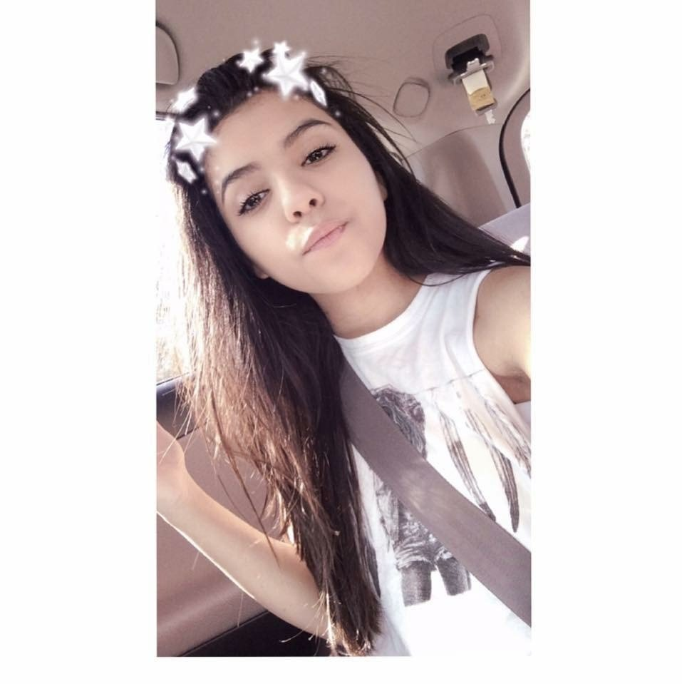 Emely Raudales had just turned 16 the day before the wreck. (Submitted)