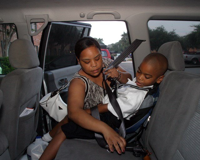 MSHP says in 2016 alone they issued more than 1,600 citations for children who weren't properly restrained while riding in vehicles. (AP)