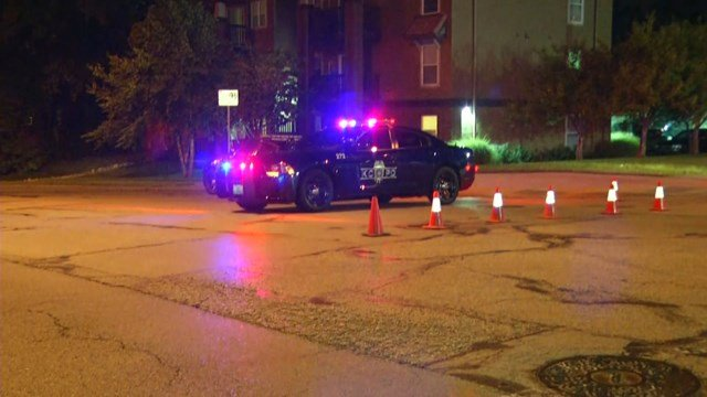 Police say the homicide is Kansas City's 111th of 2017. (KCTV5)