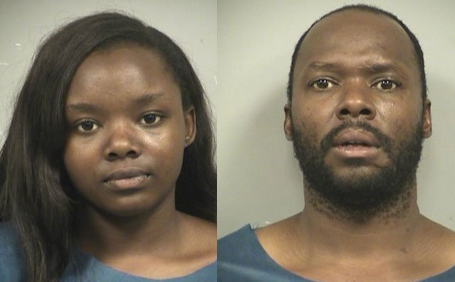 Josiah S. Wright, 38, faces first-degree assault, while Jonay L. Wright, 17, faces second-degree domestic assault. (KCPD)
