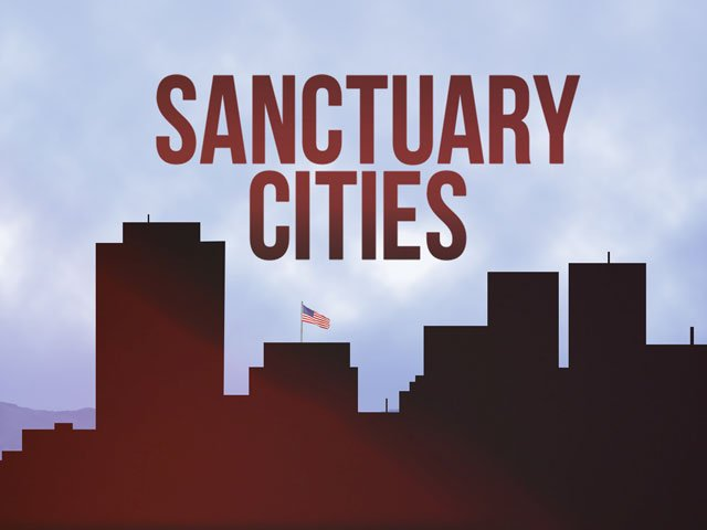 Across the country, people are talking about sanctuary cities and if they should even be legal. And in LawrenceWednesday night, another conversation will take place to educate people about them. (AP)