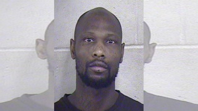 Donald E. Riley's mugshot. (KCTV)