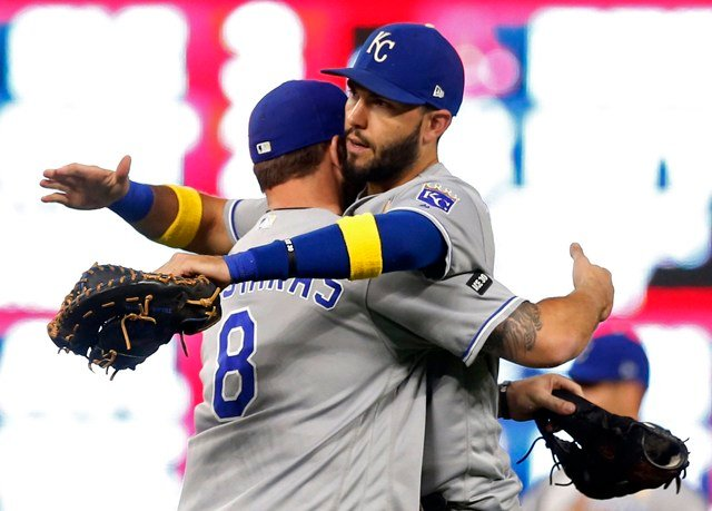 There's no longer a playoff spot to root for, but these last six games at Kauffman Stadium signify an end to one of the greatest era's in Kansas City sports history. (AP)