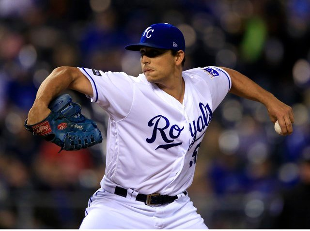 Vargas (18-10) went six innings to match Cleveland's Corey Kluber and the Dodgers' Clayton Kershaw for most wins in the majors. (AP)