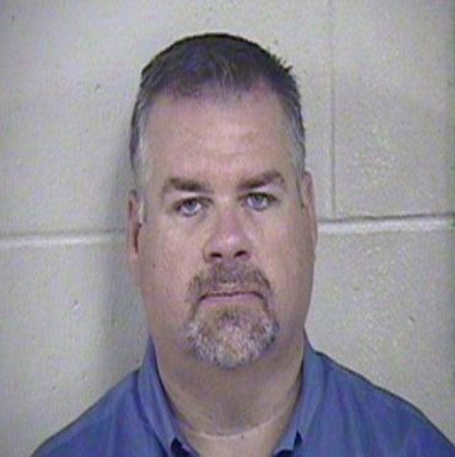 Joseph Mackey, of Lee's Summit, pleaded guilty in Jackson County Circuit Court to statutory sodomy. (Jackson County Jail)