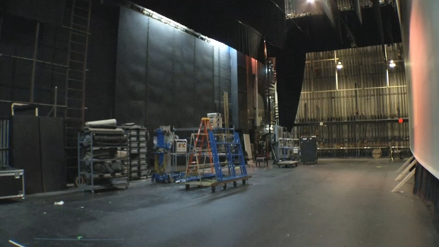 Budget cuts by the state have put UMKC's theaterprogram in jeopardy, but the university isn't giving up its fight to keep fine arts programs alive. (KCTV5)