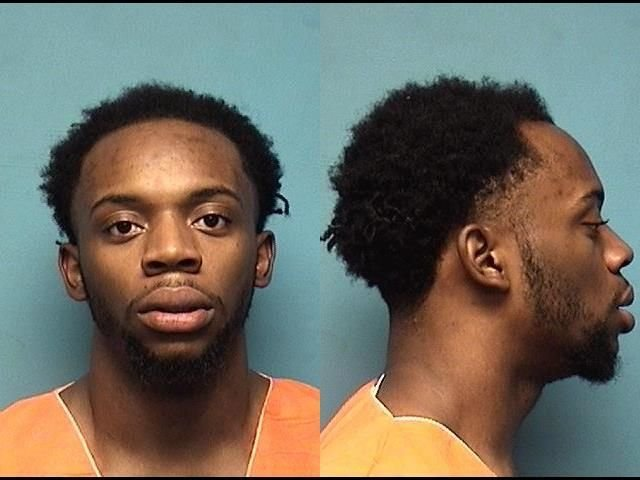 Donovan L. James' mugshot. (Independence Police Department)