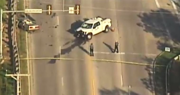 The wreck happened in the area of North 94th Street and Parallel Parkway in KCK.(KCTV5)