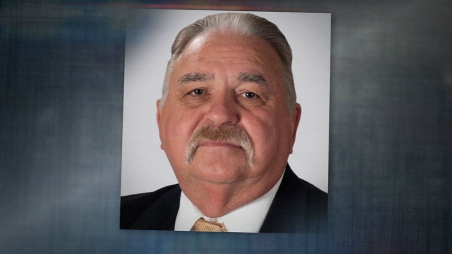 Roger Golubski worked for the department for 35 years and became a captain. (Edwardsville Police Department)
