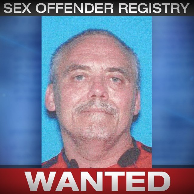 Darwin Thomas is a registered sex offender in Jackson County for sexual abuse. (CrimeStoppers)
