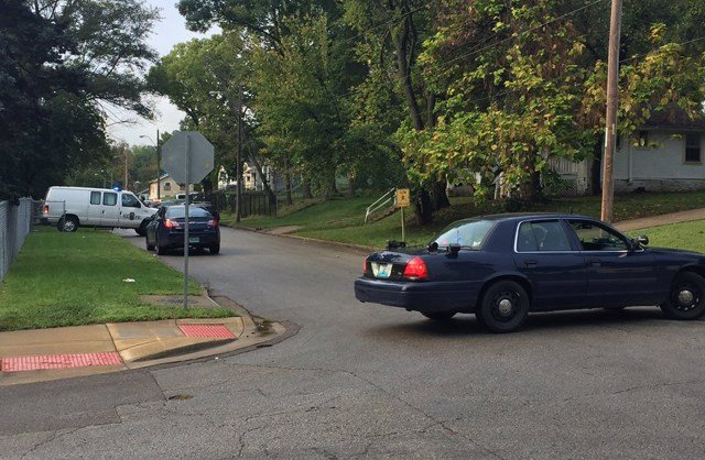 The chase ended at about 8:52 a.m. when the suspect was arrested near 60th Street and Agnes Avenue. (KCTV5)