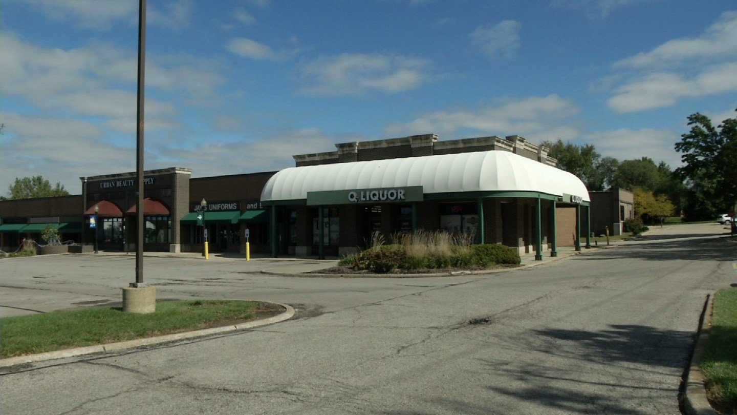 What used to be a vibrant shopping district in Shawnee's southeast side is now one of the largest vacant shopping centers in Johnson County. (KCTV5)