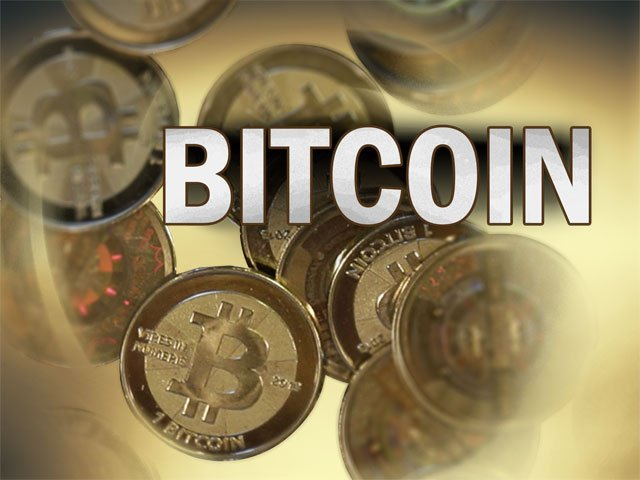 Believe it or not, a single bitcoin is now worth over $5,000. (AP)