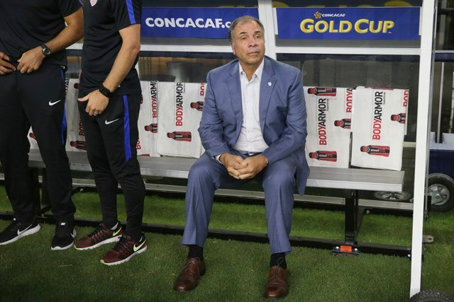 The USMNT lost to Trinidad and Tobago 2-1 on Tuesday, thereby ensuring the team wouldn't be competing in a World Cup for the first time since 1986. (AP)