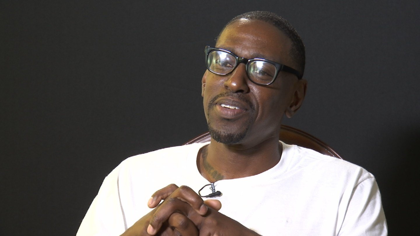 Lamonte McIntyre has been free for about 48 hours and he's sitting down and discussing not only the case that sent him to prison, but cell phones and how the world has changed. (KCTV5)