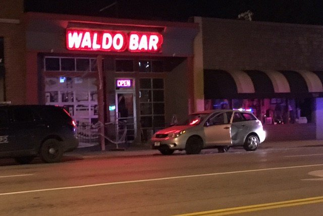 Officers were called before 2:40 a.m. to Waldo Bar, located at 7438 Wornall Road. (KCTV5)