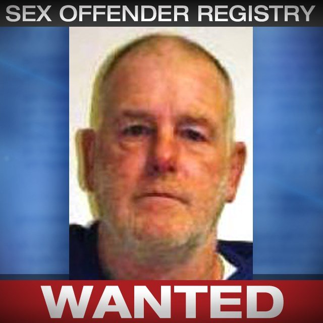 Steven Hamm is wanted for sex offender registration violation warrants from Clay and Buchanan counties. (CrimeStoppers)