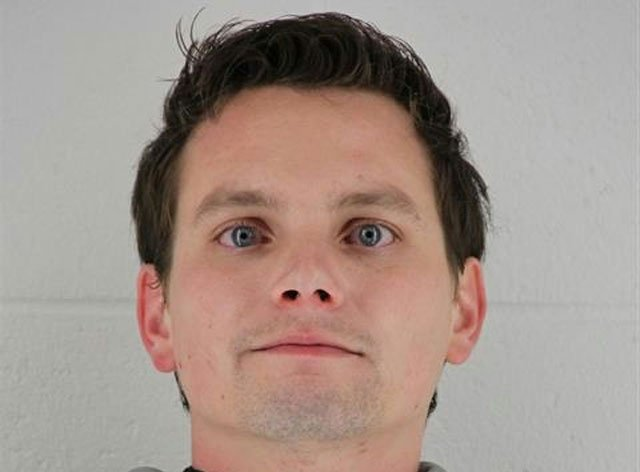 James McAllister, 28, was sentenced to nine years and seven months in prison for his role in the crash, the Johnson County District Attorney said Wednesday. (Johnson County Corrections)