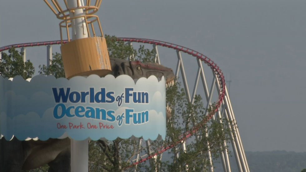 One of Worlds of Fun's inaugural rides will be closing soon.(KCTV5 File Photo)