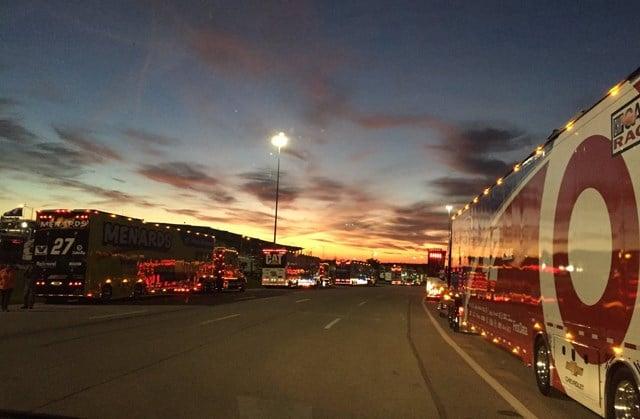 A weekend full of racing kicks off Friday at the Kansas Speedway. (KCTV5)