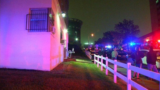 A fire in the middle of the night at a downtown apartment building earlier this month sent dozens of people pouring outside and some to the hospital, suffering from smoke inhalation. (KCTV5)