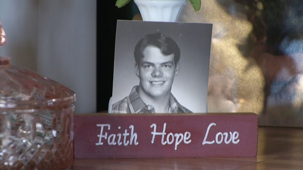 The couple's 17-year-old son, Randy Leach, disappeared in April 1988 after a high school graduation celebration in rural Leavenworth County. (KCTV5)